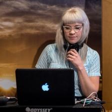 DJ Karin Fjellman